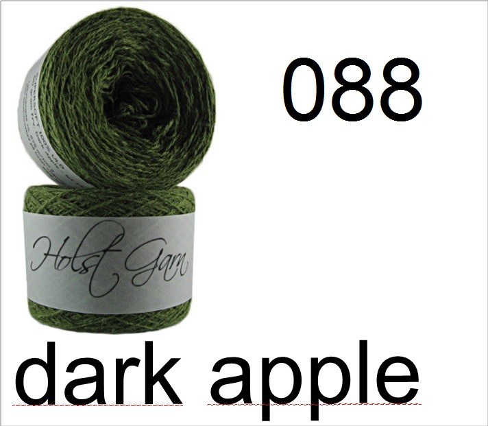 HOLST Supersoft-Wool 088 dark apple