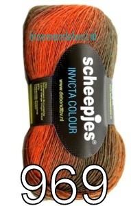 Scheepjeswol Invicta Colour 969