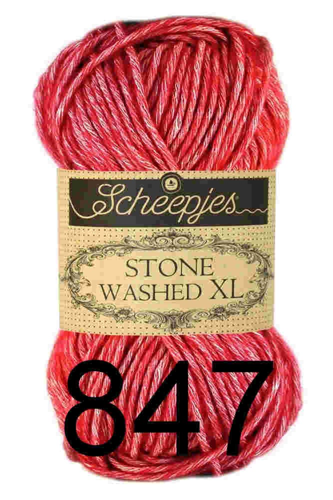 Scheepjeswol Stone Washed XL 847