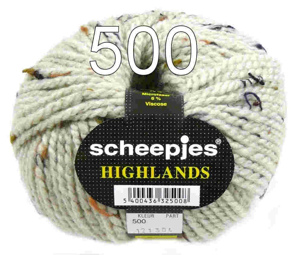 Scheepjeswol Highlands 500