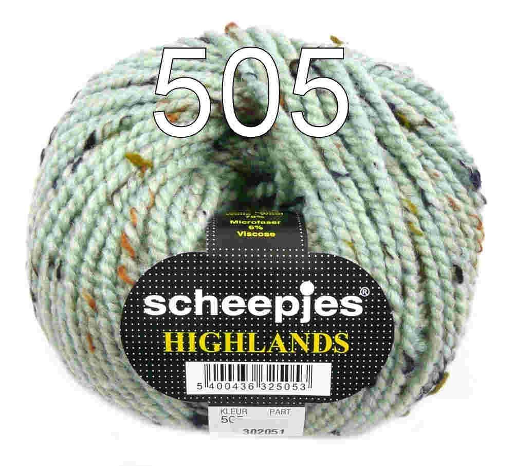 Scheepjeswol Highlands 505