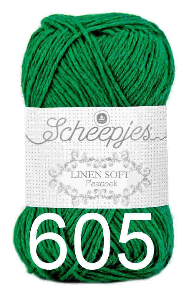 Scheepjeswol Linen Soft 605