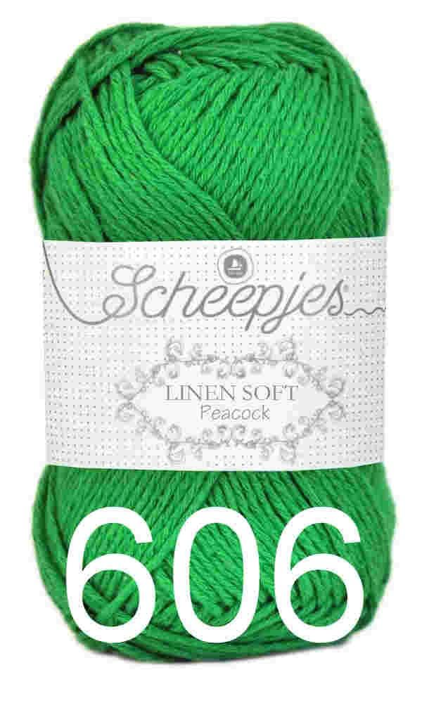 Scheepjeswol Linen Soft 606