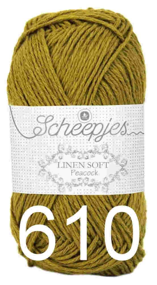 Scheepjeswol Linen Soft 610