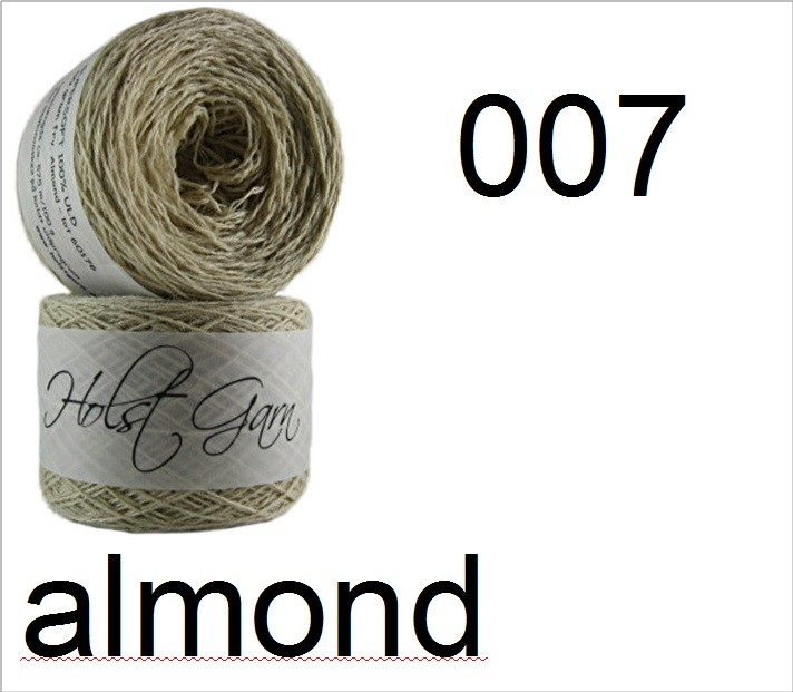 HOLST Supersoft-Wool 007 almond