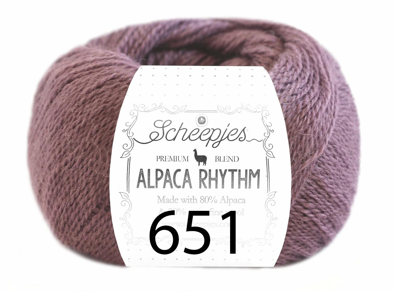 Scheepjes- Alpaca Rhythm 651 Quickstep