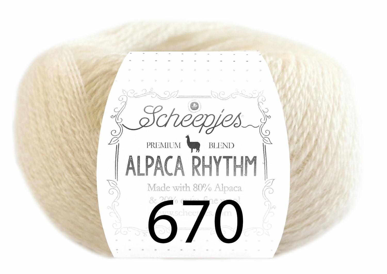 Scheepjes- Alpaca Rhythm 670 Bop