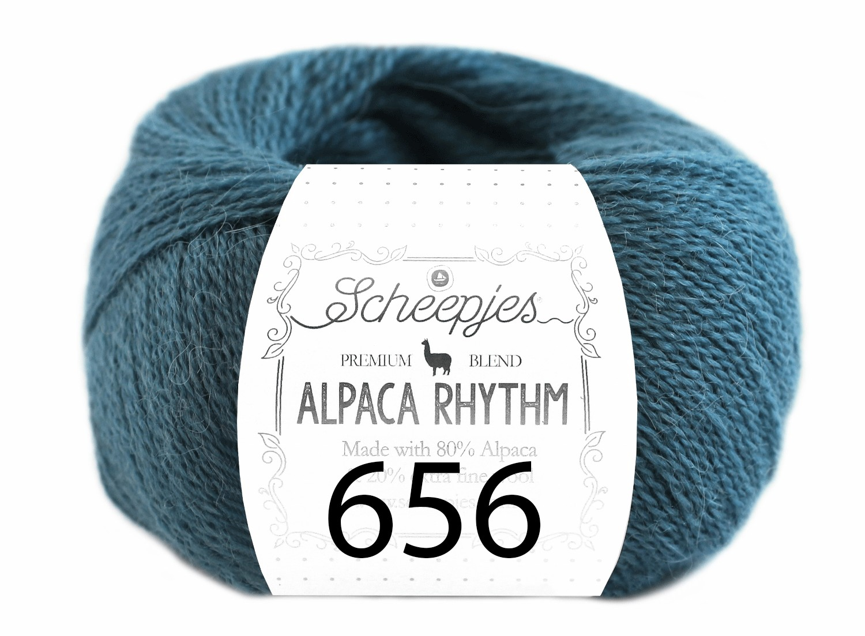 Scheepjes- Alpaca Rhythm 656 Polka