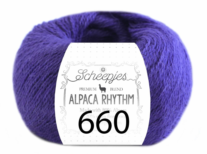 Scheepjes- Alpaca Rhythm 660 Calypso