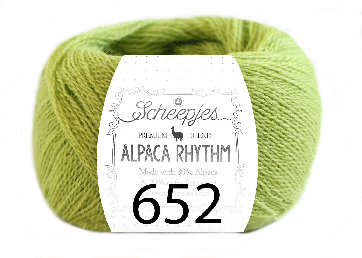 Scheepjes- Alpaca Rhythm 652 Smooth