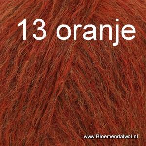 Drops air 13 oranje