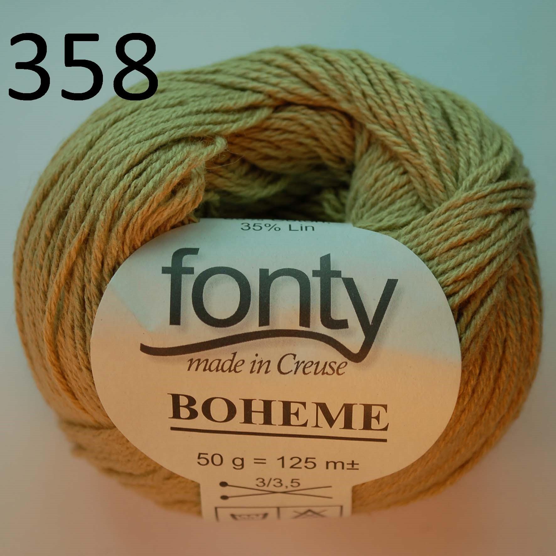 Boheme 358