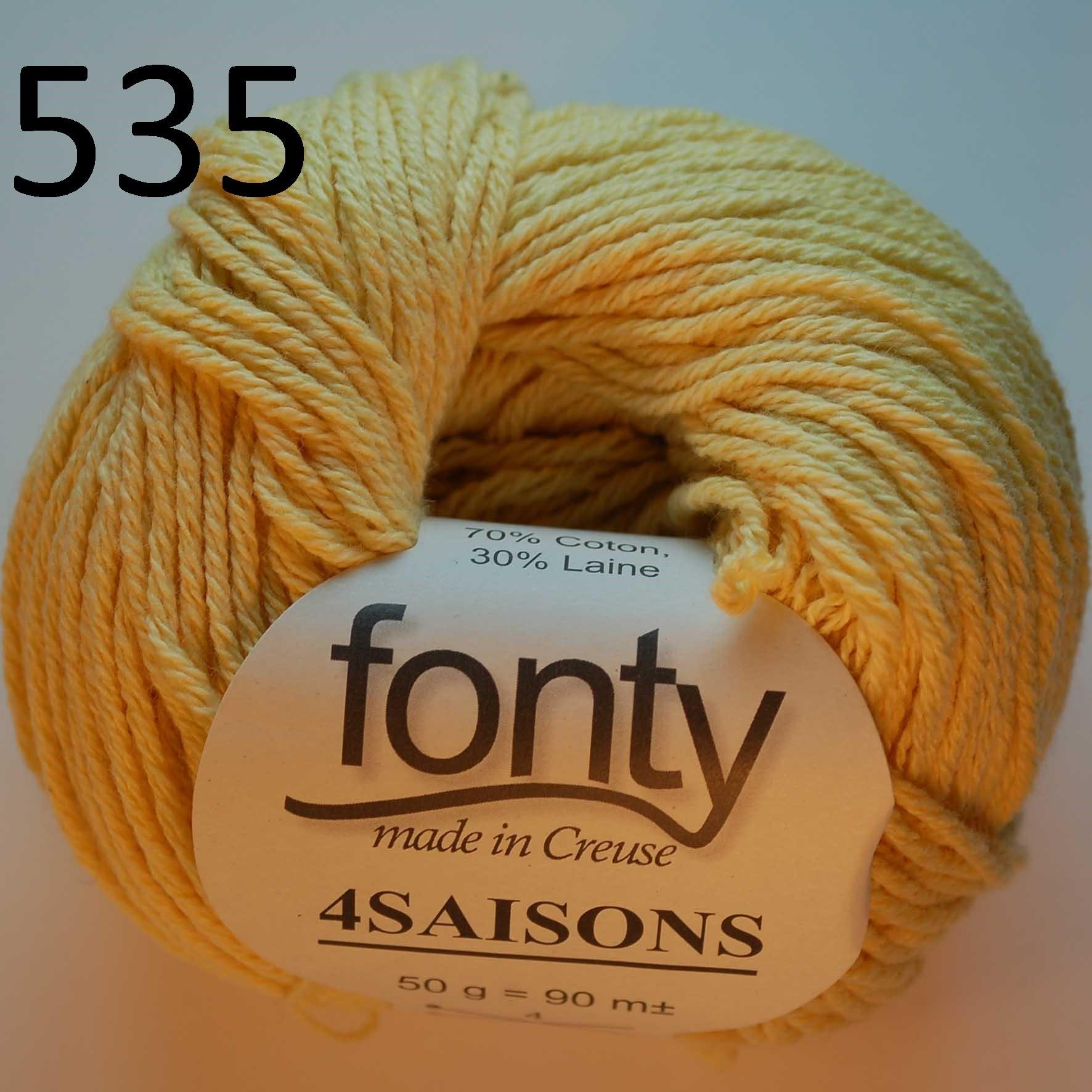 4 Saisons 535