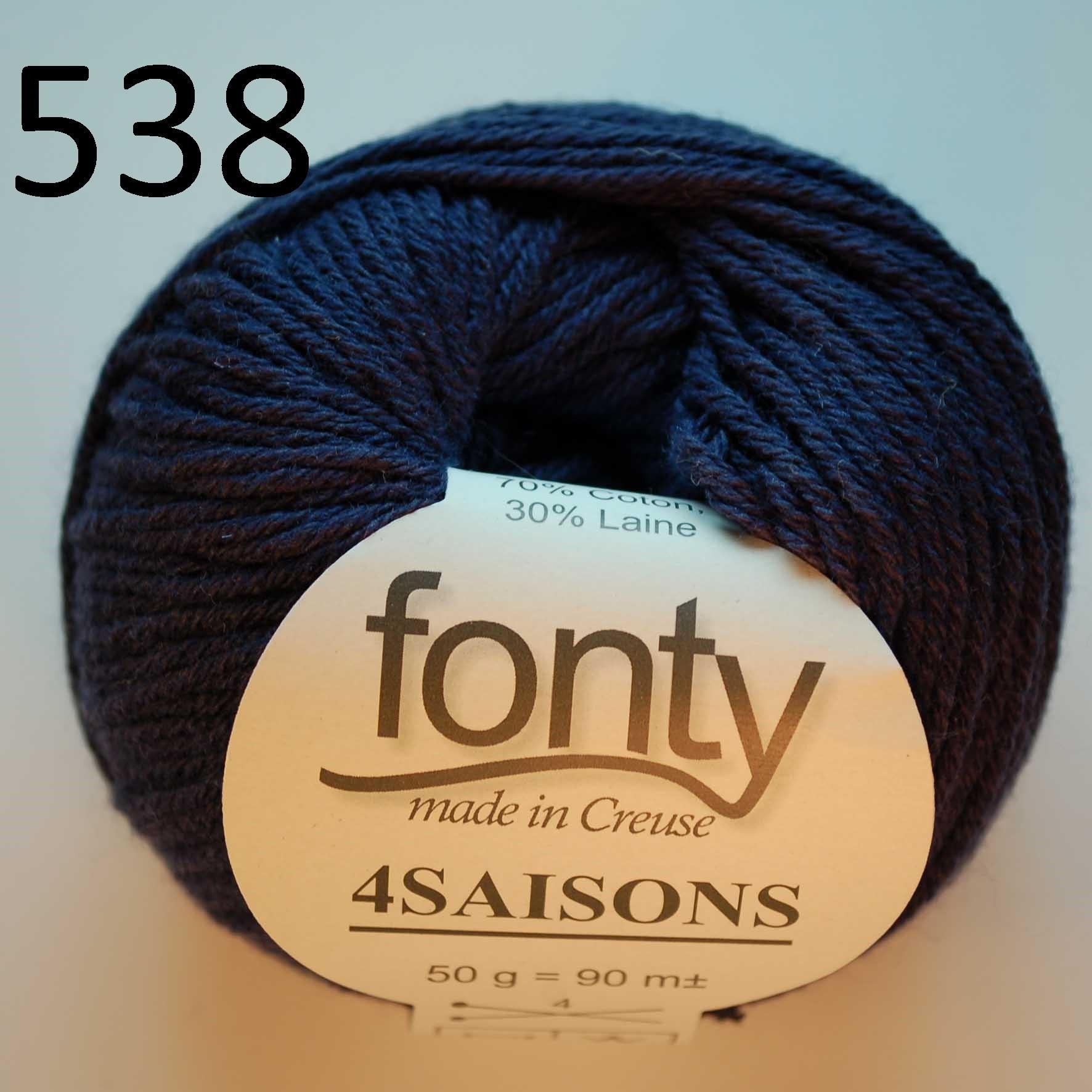 4 Saisons 538
