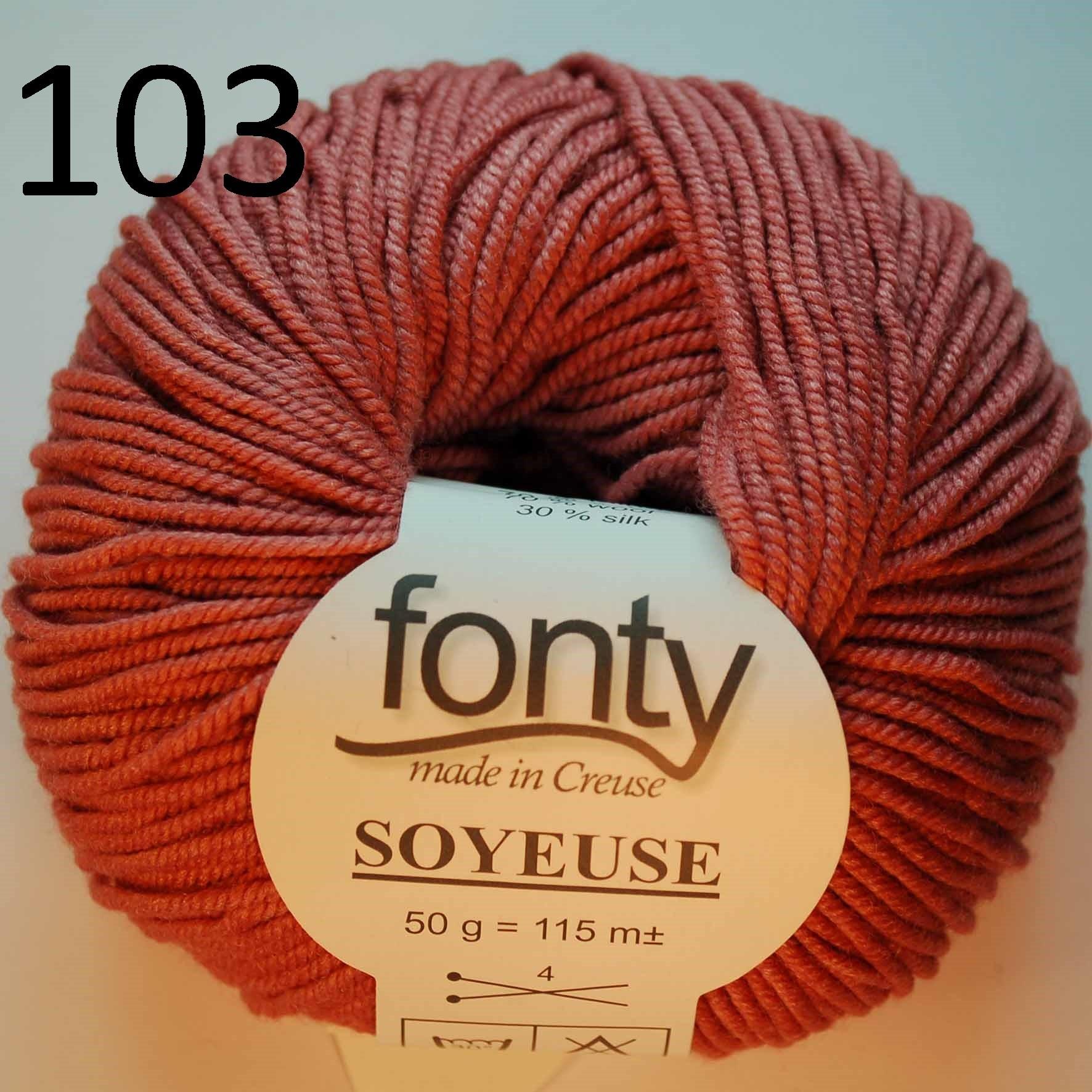 Soyeuse 103