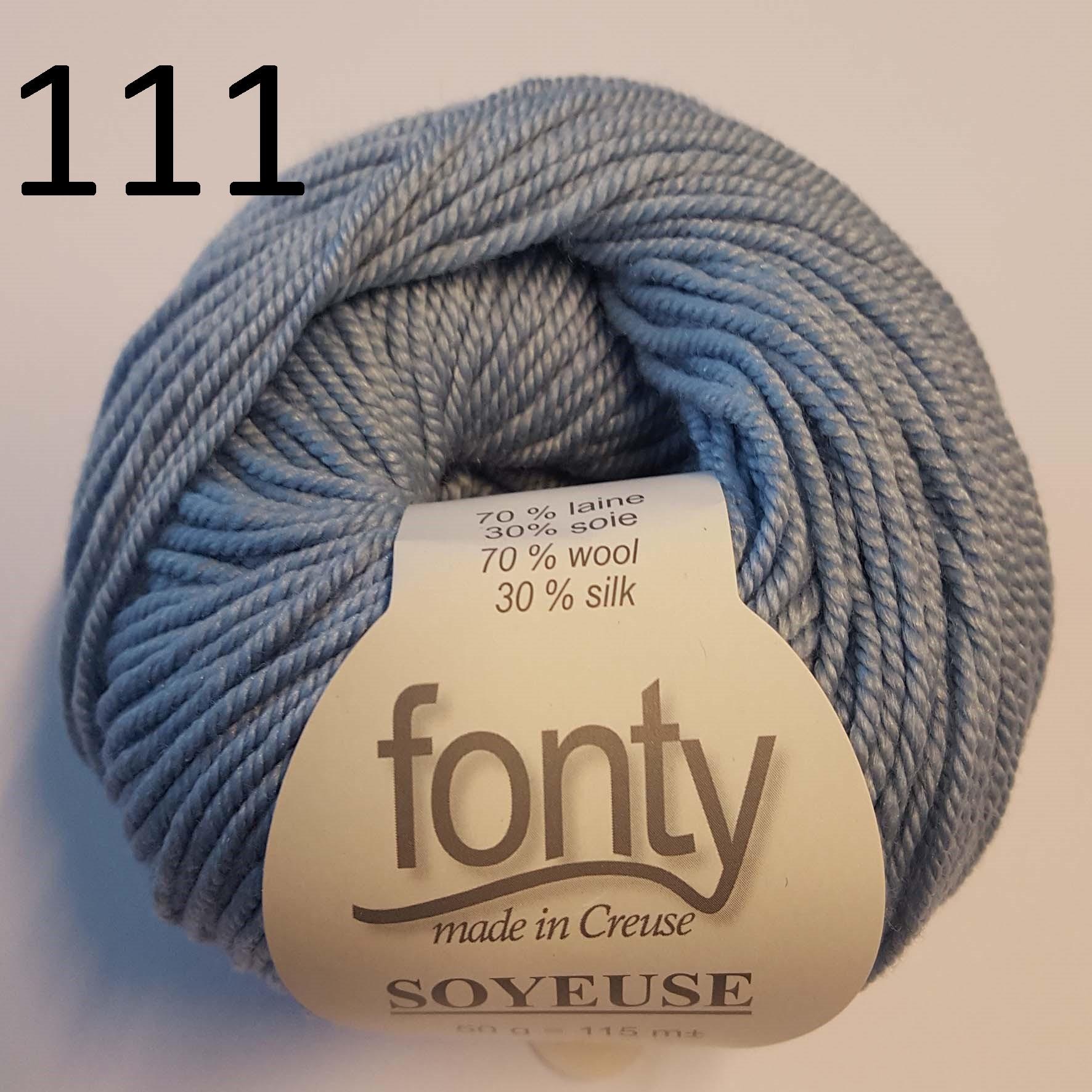 Soyeuse 111