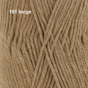 Big Fabel Uni Colour 101 beige