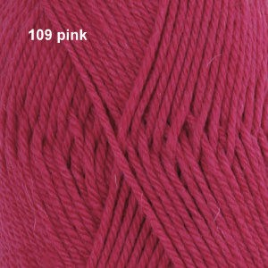 Big Fabel Uni Colour 109 pink