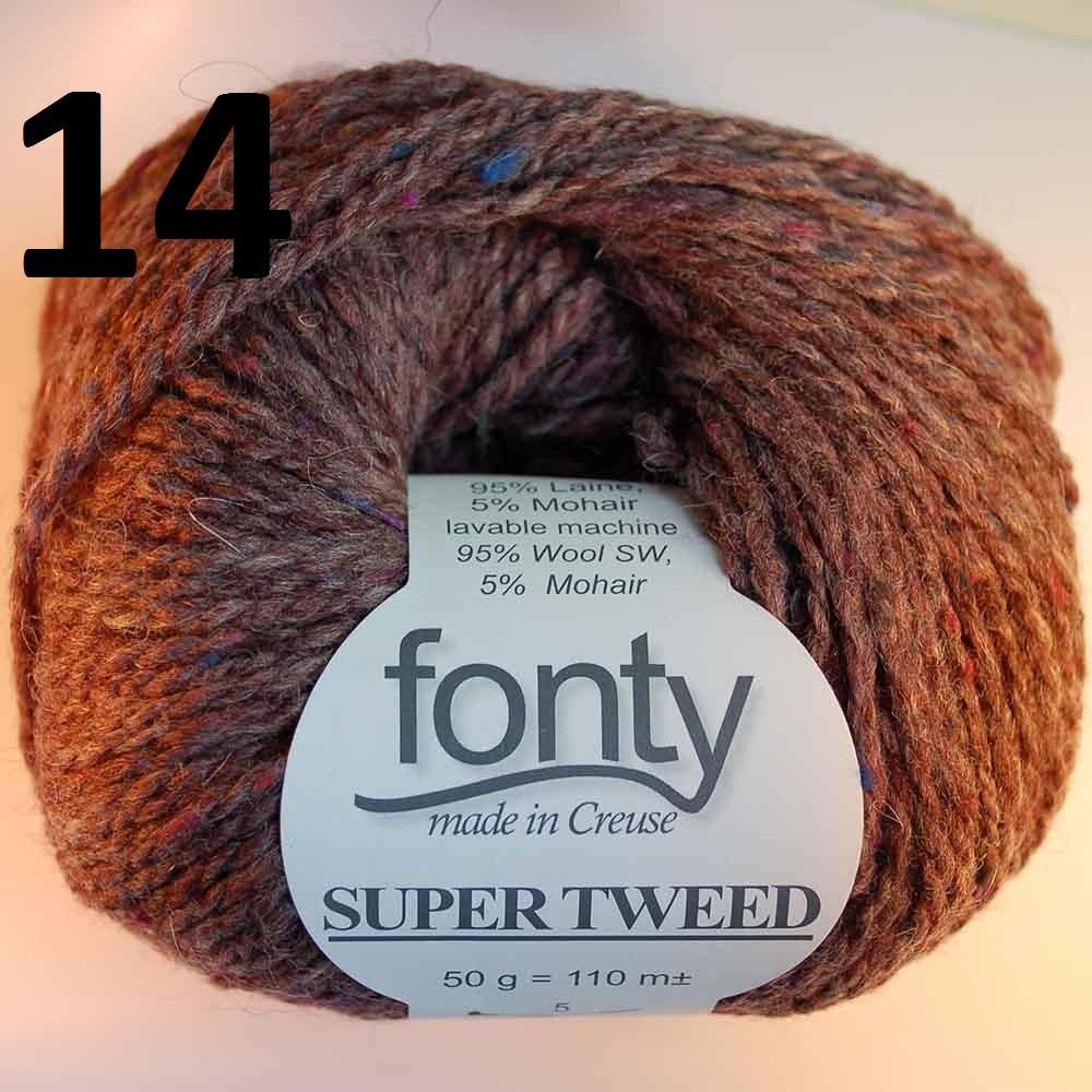 Supertweed 14