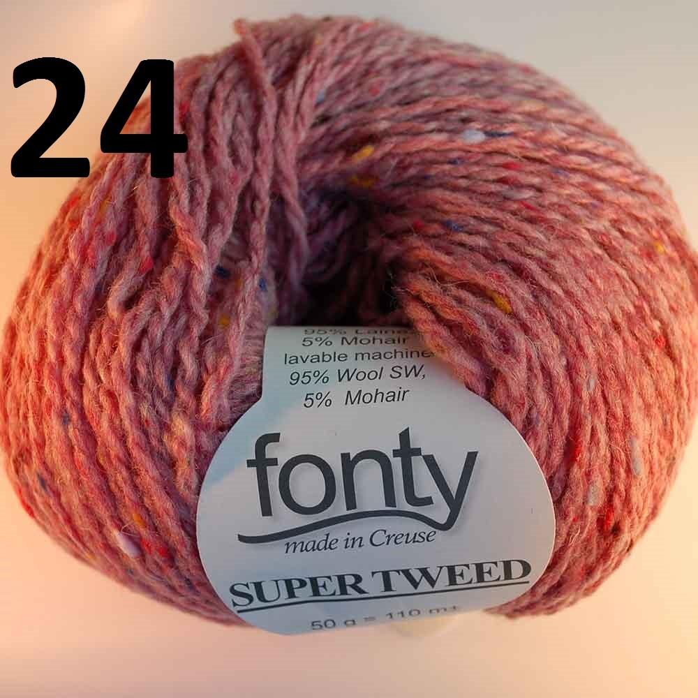 Supertweed 24