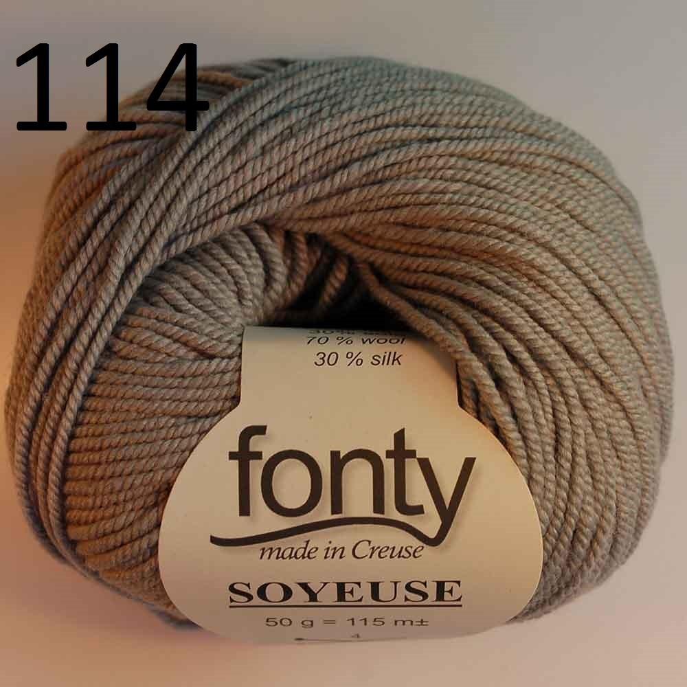 Soyeuse 114