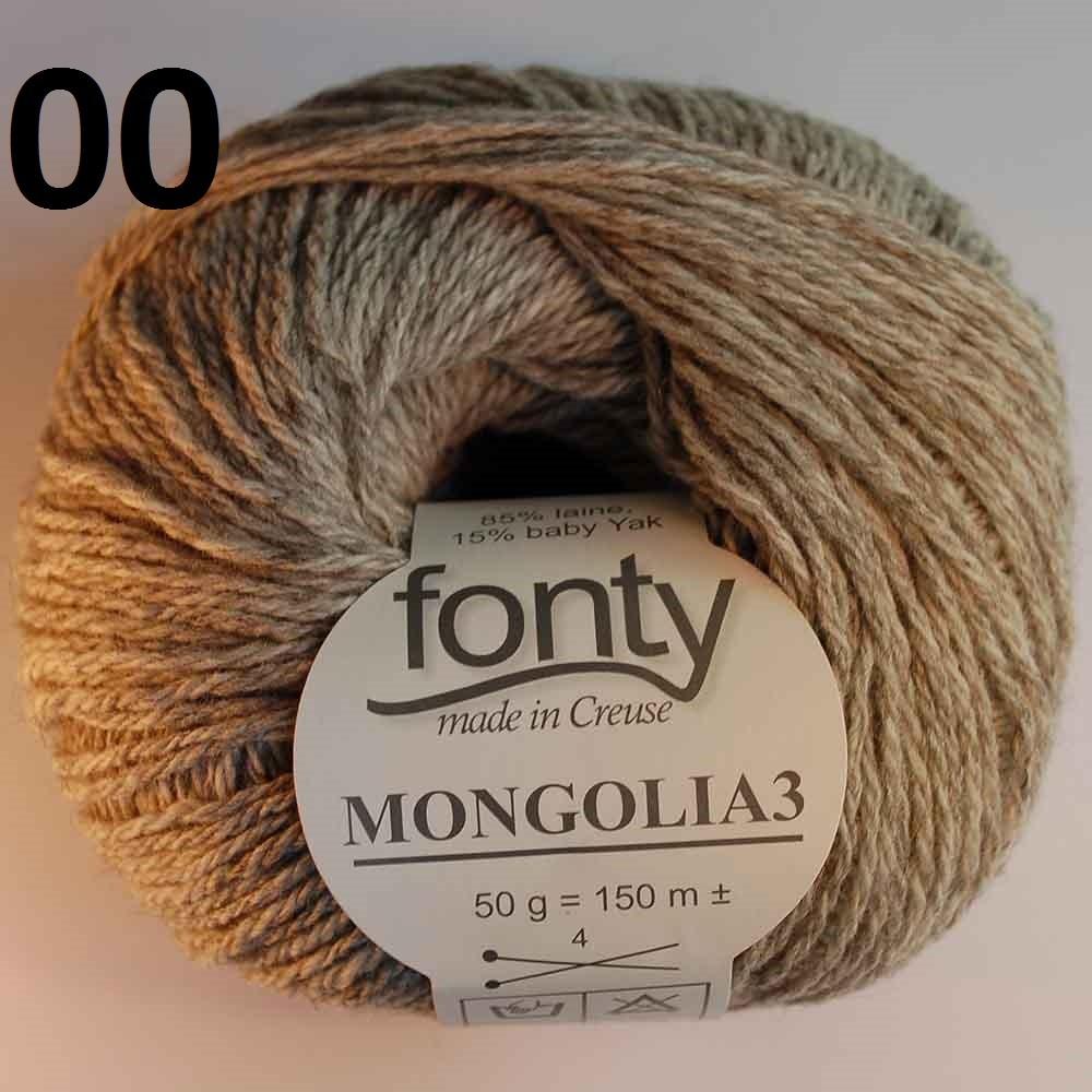 Mongolia 3 00