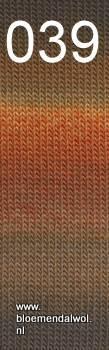 Mille Colori Socks & Lace 039