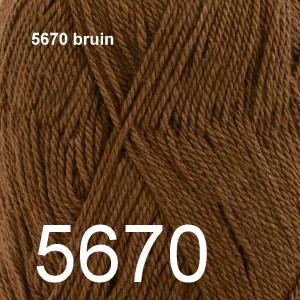 BabyAlpaca Silk 5670 bruin