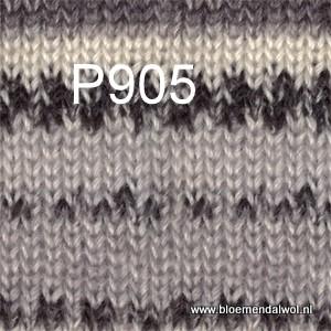 DROPS Fabel Print 905