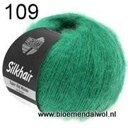 LANA GROSSA Silkhair uni melange 109