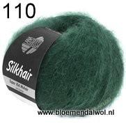 LANA GROSSA Silkhair uni melange 110
