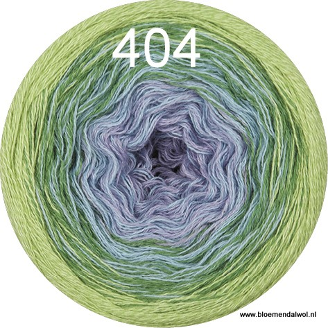 LANA GROSSA Shades of Merino Cotton  404