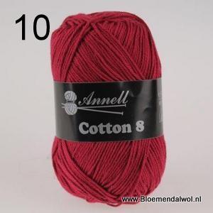 ANNELL Coton 8 -10