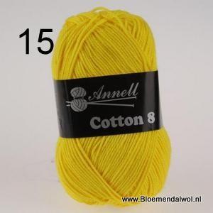 ANNELL Coton 8 -15