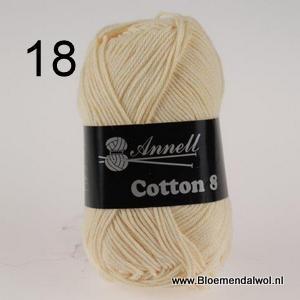 ANNELL Coton 8 -18