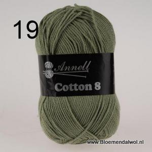 ANNELL Coton 8 -19