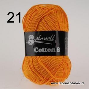 ANNELL Coton 8 -21