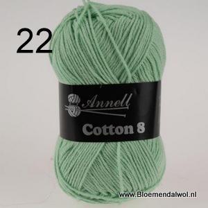 ANNELL Coton 8 -22