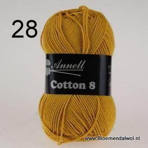 ANNELL Coton 8 -28