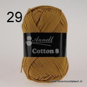 ANNELL Coton 8 -29