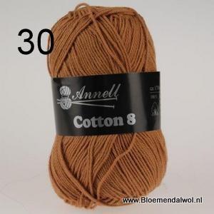 ANNELL Coton 8 -30