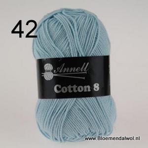 ANNELL Coton 8 -42