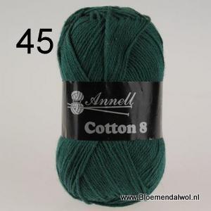 ANNELL Coton 8 -45