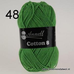 ANNELL Coton 8 -48