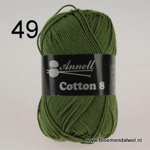 ANNELL Coton 8 -49