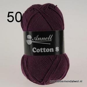 ANNELL Coton 8 -50