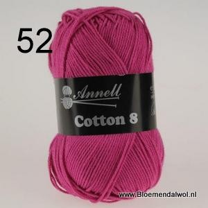 ANNELL Coton 8 -52