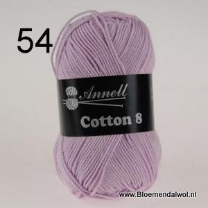 ANNELL Coton 8 -54