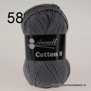 ANNELL Coton 8 -58