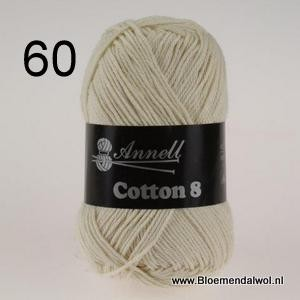 ANNELL Coton 8 -60